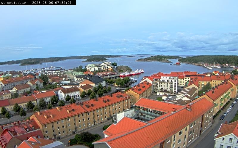Webbkamera - Strömstad