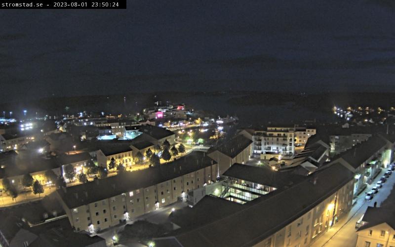 Webcam Strömstad, Strömstad, Bohuslän, Schweden